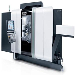 Dmg Mori 9 Eksen CNC Tornalama Merkezi